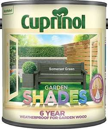 Cuprinol Garden Shades 2.5 litres - various colours - £15 @ Amazon Prime / £19.75 non-Prime