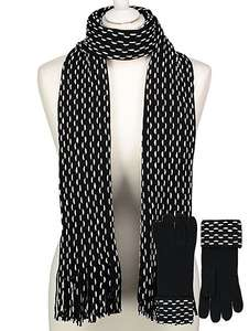 Womans woven scarf & gloves set £4.00 (was £8.00) @Asda free C+C