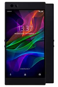 Razer phone - three - 64gb - All you can eat mins and texts 100gb data, plus £5 cashback @ affordable mobiles