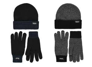 Mens Thinsulate Hat and Gloves Sets for £3 @ George (Free C&C)