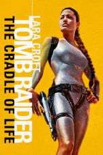 Lara Croft Tomb Raider/ The Cradle of Life 4K Dolby Vision £4.99 each @ iTunes