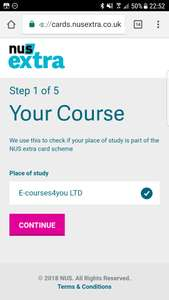 Anybody missed the last NUS offer: Sales Skills Course Bundle £19 @ GoGroupie