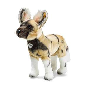Steiff 066122 Aboci African Wild Dog Soft Toy, Blond/Brown/White, 38 cm amazon £75.68 Sold by KullerTrulla (Preise inkl. gesetzl.MwSt) and Fulfilled by Amazon