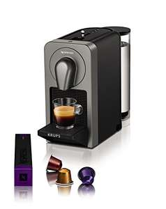 Nespresso by Krups Prodigio Coffee Capsule Machine Amazon matched curry's offer - £75.97
