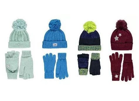 Kids Hat & Glove Sets for £1.50 @ Asda George (Free C&C)
