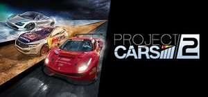 Project Cars 2 (Steam) Hurry - Weekend deal! - £22.49 @ Steam