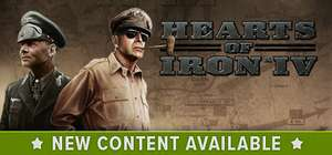 Hearts of Iron IV: Cadet Edition @ Steam £13.99 Hurry - weekend deal (Windows, OSX, Steam+Linux)