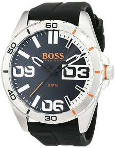 Hugo Boss Men's Berlin Watch Black @ Amazon - £45.99