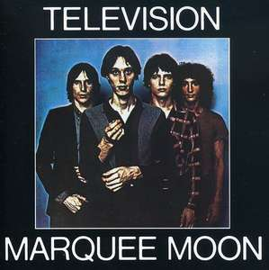 Television - Marquee Moon CD £2.99 (Prime) £4.98 (Non Prime) @ Amazon