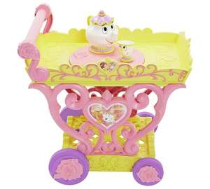 Disney Princess Belle Tea Party Cart Playset was £59.99 now £28.99 C+C @ Argos