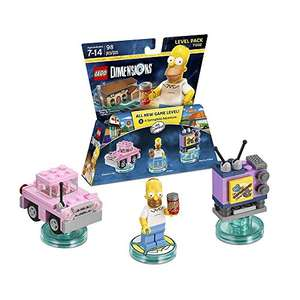 Lego Dimensions Simpsons level pack. £12.64 (Prime) £14.63 (Non Prime) at Amazon