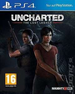 Uncharted: the lost legacy (Pre Owned) - £15.99 @ MusicMagpie