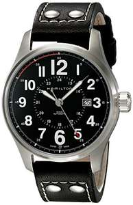 Hamilton H70615733 Khaki Officers Automatic - £311.37 @ Amazon