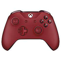 Xbox One Official Wireless controller - Red and Halo V and Xbox Live 3 Month Subscription for £55 @ Tesco Direct