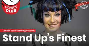 Free Stand Up Comedy TONIGHT in London's Leicester Square (usually £15)