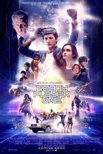 Get tickets to see Ready Player One