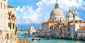 4 days (3 nights) leaving from Manchester on 28 August 2018 price for 2 adults 4* Venice Flights and Hotel including Breakfast and extras - £701 @ Voyage Prive