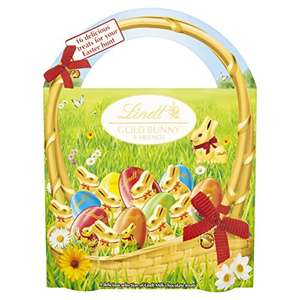 Lindt Easter Hunt Pack, 160 g, (Pack of 8) free delivery at no extra cost for amazon prime customers £15.99 Prime / £19.98 Non Prime Sold by BayD and Fulfilled by Amazon