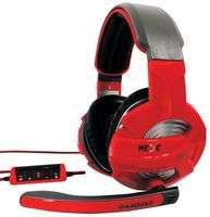 Gamdias Hebe PC Gaming Headset, Red £17.94 @ CPC