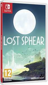 Switch Lost Sphear £28.24 Sold by Game's Direct and Fulfilled by Amazon.