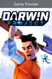 Darwin Project out now on xbox one via preview £12.49 (1hr trial before you commit)
