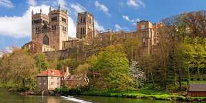 £99 for 4* Hotel in Durham, bottle of wine and later check out - Big savings :) @ Travelzoo