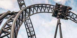 25% off Thorpe Park - includes hotel stay, 2 day tickets, parking & breakfast £105 @ Travelzoo