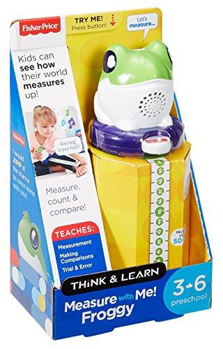 Fisher price measure me froggy activity toy £7.99 Prime £12.74 Non Prime @ Amazon