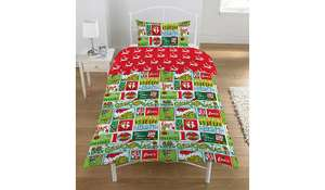 The Grinch Christmas Single Duvet Cover £7.00 (was£14.00) @Asda Direct - Free C+C