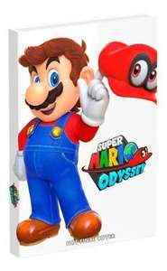 Super Mario Odyssey Strategy Guide Collectors Edition at A Great Read for £13.99