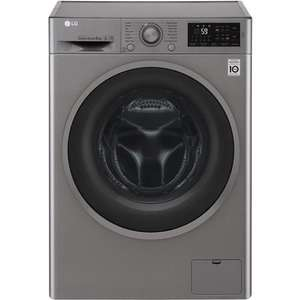 LG F2J6TN8S 8kg 1200rpm Freestanding Washing Machine - Shiny Steel £314.92 @ Appliances Direct