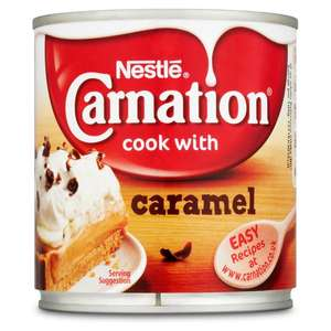 NESTLE Carnation caramel 397g £1 @ ASDA
