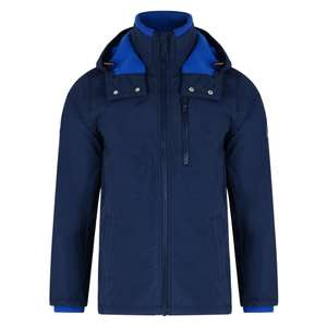 Adidas Neo Winterized Jacket Navy @ TJHughes £19.99 + £1.99 collection / delivery option