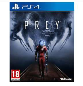 Prey PS4 , for £9.99 delivered @ ebay sold by Stonehenge