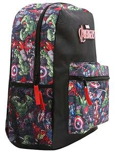 Avengers backpack OR Unicorn backpack £5  @ asdageorge