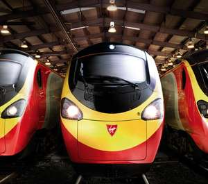 Virgin train sale on o2 priority - starts Tuesday 13th March - Now live
