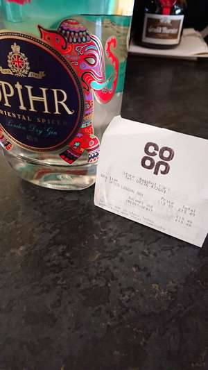 Opihr Gin - 70cl - £13.49 In-Store (listed as £18.49) @ co-op
