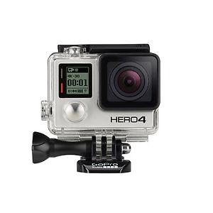 GoPro HERO 4 SILVER Edition Action Camera £129.99 Refurbished [EBAY] gopro_certified_uk