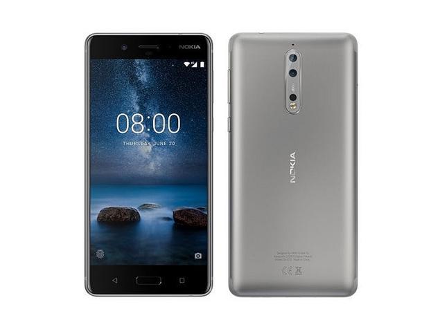 *Confirmed it works!* Nokia 8 128GB (6GB RAM) Glossy Blue SIM-free £369.99 (requires SIM cancellation) - CPW