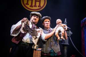 free horrible histories shows at museum of london, docklands