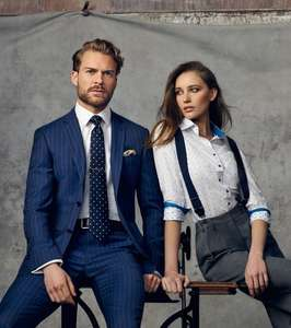 Up to 35% off New In Orders at Hawes & Curtis and 4% Quidco
