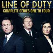 Line of Duty Complete series 1-4 HD £19.99 on iTunes
