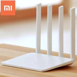 Original Xiaomi Mi WiFi Router 3A 64MB, 1167Mbps 802.11ac Dual Band, White £21.49 @ Gearbest