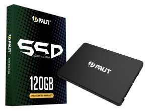 Palit UV-S 120Gb 2.5 SSD £35.98 / £39.96 delivered @ Ebuyer