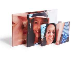 Offer stack on canvas prints @ Photobox (70% off + 40% off)