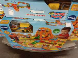 TK Maxx VTech Toot Toot Drivers Gold Mine Train Set £24.99 in-store