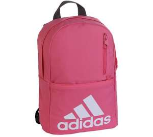 £6.99 for Addidas Versatile Kids Pink Backpack at Argos