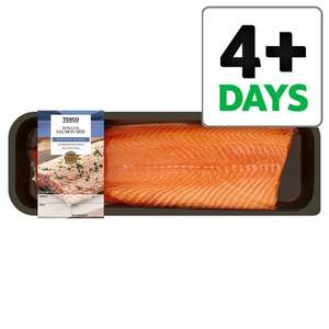 Whole Undressed Salmon Side 1kg Serves 6-8 for £7.50 @ Tesco (from tomorrow 12/03)
