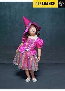 Children's Fancy dress costumes reduced at Argos from £1.49