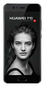 Huawei P10 SIM-Free Smartphone - Black @ amazon for £336.37